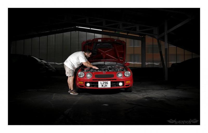 Toyota Celica GT4 RHD